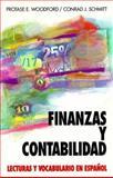 Finance and Accounting (Finanzas y Contabilidad ), Schmitt, Conrad J. and Woodford, Protase E., 0070568065
