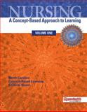 Nursing : A Concept-Based Approach to Learning, Pearson, John and North Carolina Concept-Based Learning Editorial Board Staff, 0135078067