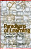 Paradigms of Learning 9780761998068