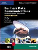 Business Data Communications : Introductory Concepts and Techniques, Shelly, Gary B. and Cashman, Thomas J., 0789568063