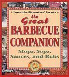 The Great Barbecue Companion, Bruce Bjorkman, 0895948060