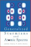 Generalized Sturmians and Atomic Spectra, Avery, 9812568069