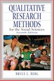 Qualitative Research Methods for the Social Sciences, Berg, Bruce L., 0205628079