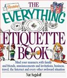 The Everything Etiquette Book, Nat Segaloff, 1558508074