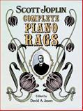 Complete Piano Rags, Scott Joplin, 0486258076