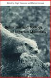 Behaviour and Ecology of Riparian Mammals 9780521038072