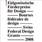Swiss Federal Design Grants 2008, , 3764388072