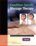 Condition-Specific Massage Therapy, Bucci, Celia, 1582558078