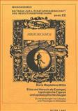 Elias und Henoch als Exempel, typologische Figuren und apokalyptische Zeugen 9783820488074