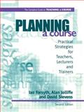 Planning a Course, Forsyth, Ian and Jolliffe, Alan, 0749428074