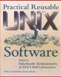 Practical Reusable UNIX Software 9780471058076