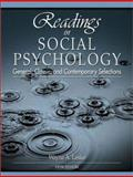 Readings in Social Psychology : General, Classic, and Contemporary Selections, Lesko, Wayne A., 0205338070