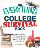 Everything College Survival Book, Michael Malone, 1572158077