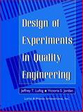 Design of Experiments in Quality Engineering 9780070388079