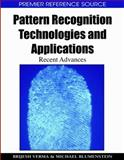 Pattern Recognition Technologies and Applications : Recent Advances, , 1599048078
