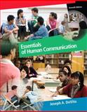 Essentials of Human Communication, DeVito, Joseph A., 020568808X