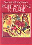 Point and Line to Plane, Wassily Kandinsky, 0486238083