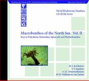 Macrobenthos of the North Sea : Keys to Polychaeta, Nemertina, Sipuncula, and Platyhelminthes, and Miscellaneous Worm-Like Groups, de Kluijver, M. J. and Ingalsuo, S. S., 3540148086
