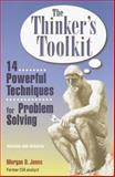 The Thinker's Toolkit, Morgan D. Jones, 0812928083