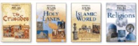 Historical Atlas of Religions Set, Facts on File Inc, 0816058083