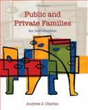 Public and Private Families, Andrew J. Cherlin, 0073528080