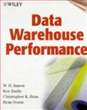 Data Warehouse Performance, Inmon, W. H. and Rudin, Ken, 0471298085