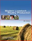 Modern Livestock and Poultry Production, Gillespie, James R. and Flanders, Frank, 1428318089