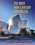 The Brief New Century Handbook, Hult, Christine A. and Huckin, Thomas N., 0321318080