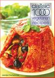 The Classic 1000 Vegetarian Recipes, Carolyn Humphries and Jean Conil, 0572028083