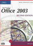 New Perspectives on Microsoft Office 2003 : First Course, Carey, Patrick and Shaffer, Ann, 0619268085