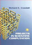 Projects in Scientific Computation, Crandall, Richard, 0387978089