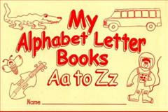 My Alphabet Letter Books, Aa to Zz, Robert S. Brown and Susan Carey, 0130148083