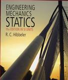 Engineering Mechanics-Statics SI Pack, Hibbeler, Russell C., 0132038080