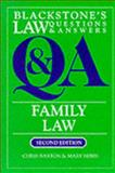 Family Law, Barton, Chris and Hibbs, Mary, 1854318098