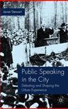 Public Speaking in the City 9780230218093