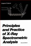 Principles and Practice of X-Ray Spectrometric Analysis, Bertin, E. P., 0306308096