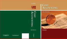 Cost Accounting, Carter, William K., 0759338094