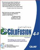 The ColdFusion 4 Web Application Construction Kit, Ben Forta, 078971809X