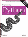 Programming Python, Lutz, Mark, 0596158106