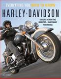 Harley-Davidson Motorcycles, Bill Stermer, 0760328102