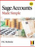 Sage Accounts Made Simple, McBride, P. K., 075065810X