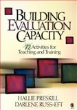 Building Evaluation Capacity 1st Edition