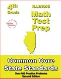 Illinois 4th Grade Math Test Prep, Teachers Treasures, 1484178106