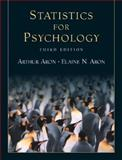 Statistics for Psychology, Aron, Arthur and Aron, Elaine N., 013035810X
