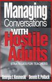 Managing Conversations with Hostile Adults 9780803968103