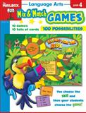Mix and Match Games, The Mailbox Books Staff, 1562348108