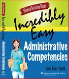 Administrative Competencies, Kale-Smith, Geri, 0781778107