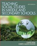 Teaching Social Studies in Middle and Secondary Schools, Beal, Candy and Mason Bolick, Cheryl, 0132698102