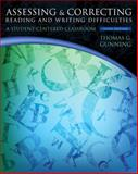 Assessing and Correcting Reading and Writing Difficulties, Gunning, Thomas G., 0132838109