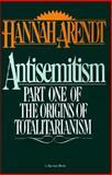 Antisemitism, Hannah Arendt, 0156078104